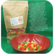 Ананас цукаты микс (Таиланд) Вес: 1 кг
