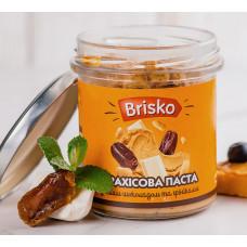 Арахисовая паста с белым шоколадом и финиками ТМ Brisko (Украина) Вес:1кг