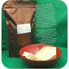 Какао масло натуральное (Польша) 1 кг