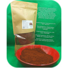 Какао порошок натуральный (темный) 20-22% (Нидерланды) ТМ Dezaan  500 гр