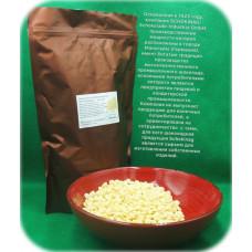 Какао масло дезодорированное ТМ Schokinag (Германия), в мелких каллетах. Вес: 1 кг