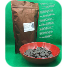 Какао тертое ТМ Schokinag (Германия) в каллетах. Вес: 150 грамм