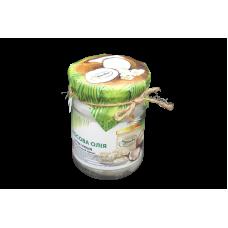 Кокосовое масло extra virgin.сыродавленное. первый холодный отжим. (Индонезия). Обьем: 250мл.