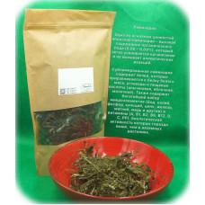 Морская капуста ламинария сублимированная (Китай) Вес:100 гр