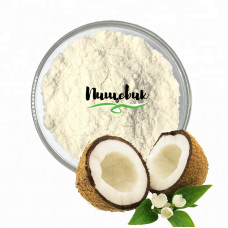 Сухое кокосовое молоко (для веганов) эко .Вьетнам 67%,Вес:  1 кг